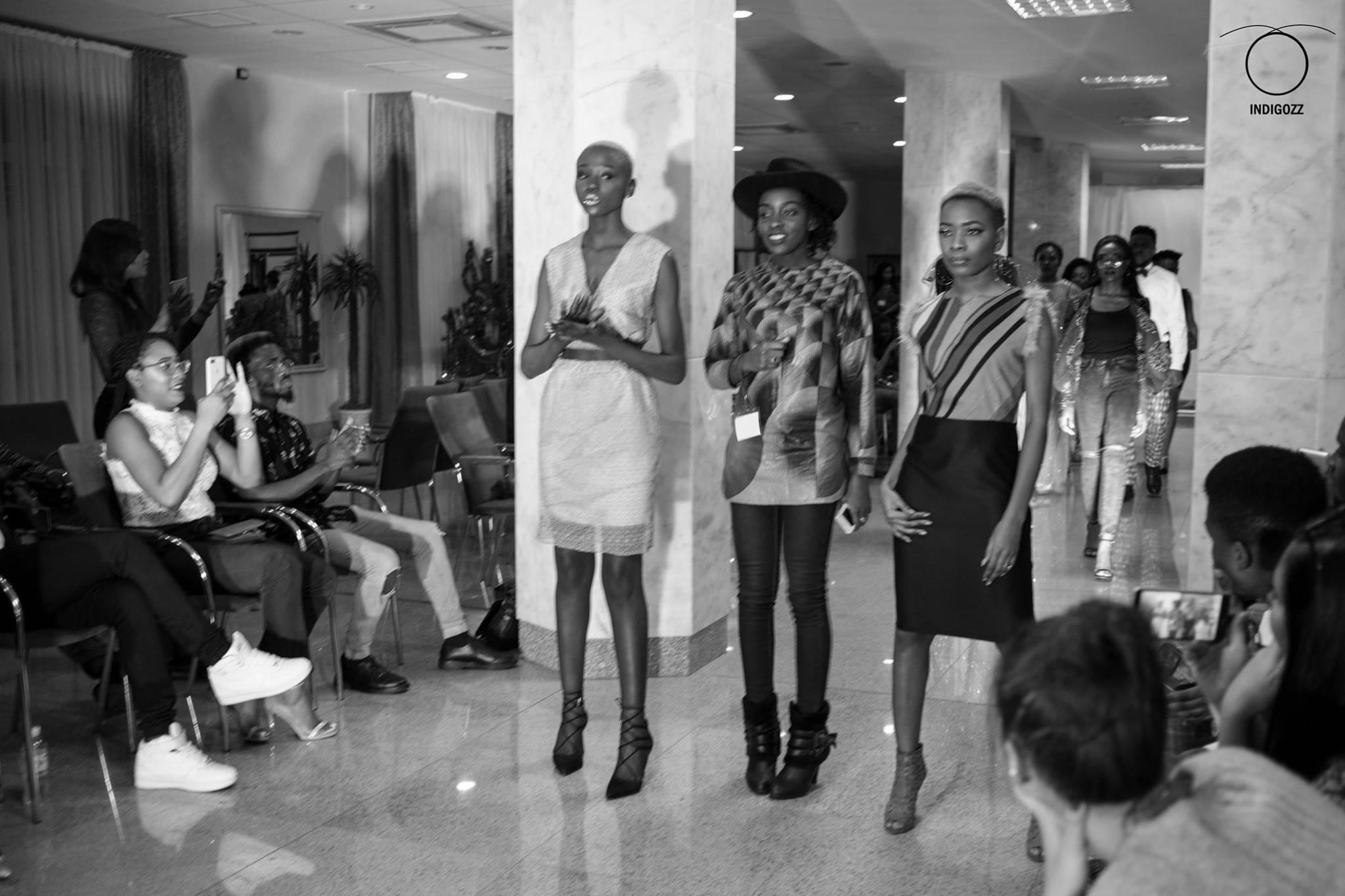 First African Fashion Show held in Ukraine