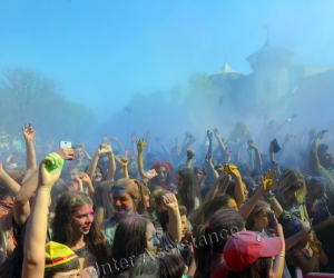 The Festival of Colours Holi-2017