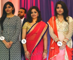 Miss India of SSU-2017